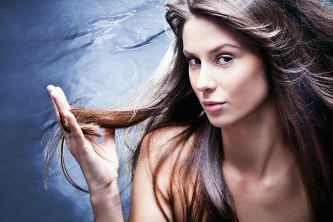 Sarea de mare te ajută să recapeți luciul părului