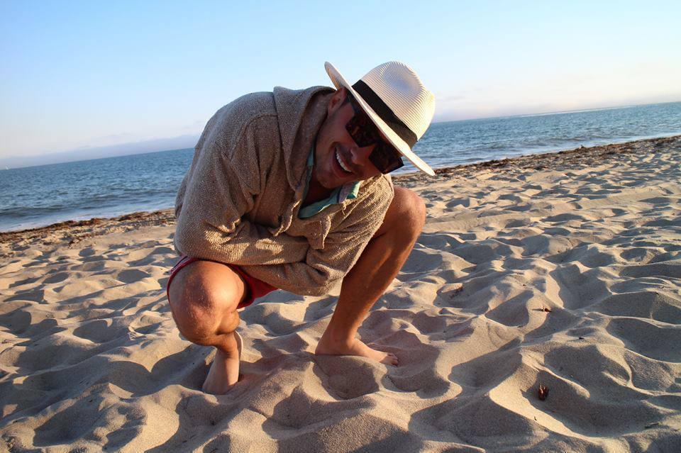 Vladimir Drăghia adoră călătoriile