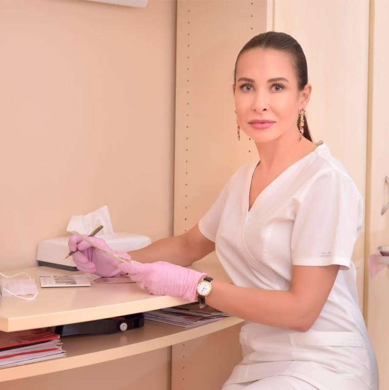 Medicul estetician Ina Sosoaca